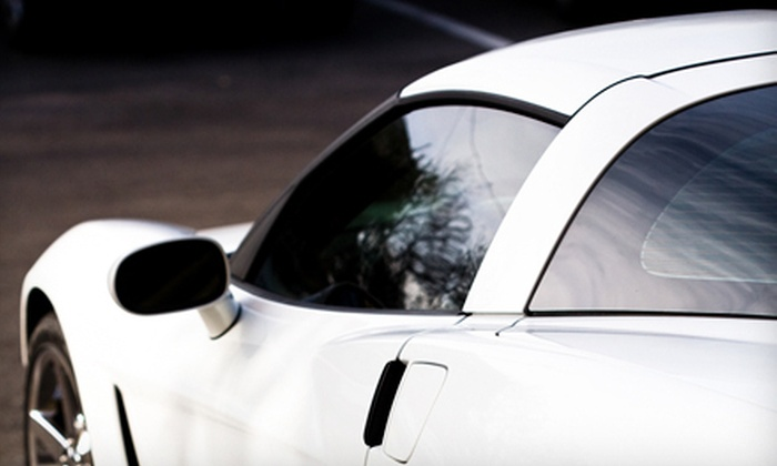 Xenon HID Lights & Solar Tinting of Atlanta - Midtown,Piedmont Heights,Morningside: Tinting for Two or Four Side Windows at Xenon HID Lights & Solar Tinting of Atlanta (Up to 65% Off)