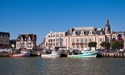 Trouville: 1 à 3 nuits en chambre classique ou supérieure vue mer, pdj en option à l'Hôtel-Restaurant Les Embruns pour 2