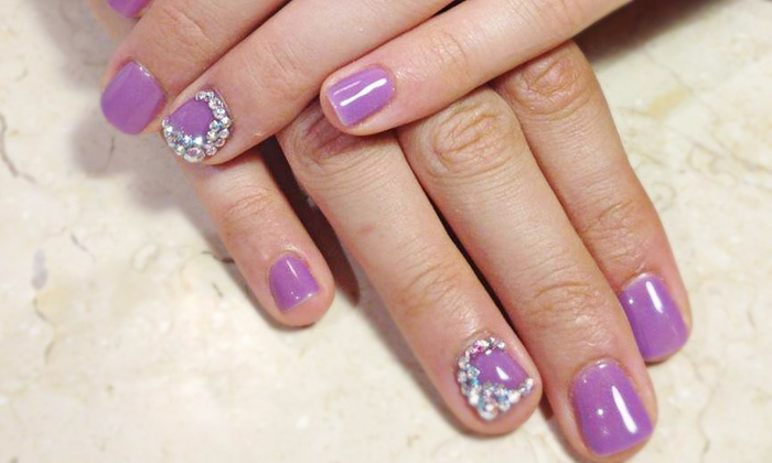 Nails by Tami - Kew Garden Hills: $99 for a Spa Package with a 60-Minute Full-Body Massage, Anti-Aging Facial, and Mani-Pedi at Nails by Tami ($183 Value)