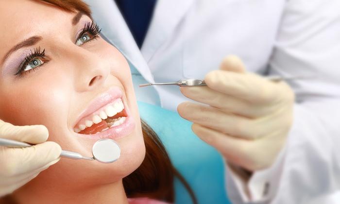 Dental System - Dental System: Visita odontoiatrica, pulizia denti, otturazione e sbiancamento LED