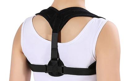 Einstellbarer Rücken-Haltungskorrektor