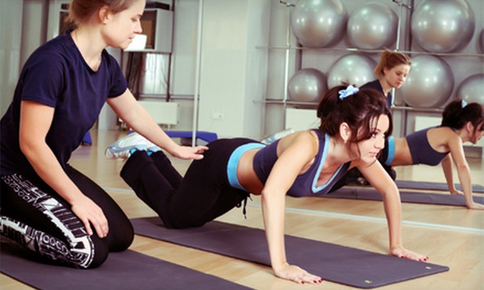 The Bella Fitness Group - Lawrenceville: $35 for a Personal-Training Package with Fitness and Nutrition Assessments at The Bella Fitness Group ($170 Value)