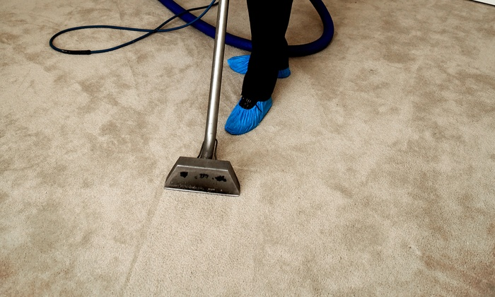 Al's & E's Carpet Cleaning - Bridgeport: $99 for Carpet Cleaning for Three Rooms and One Hallway from Al's & E's Carpet Cleaning ($199 Value)