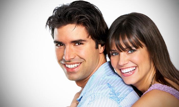 Sun Smile Dental - San Marcos: Dental Exam Package or Deep-Cleaning Package at Sun Smile Dental (Up to 88% Off)