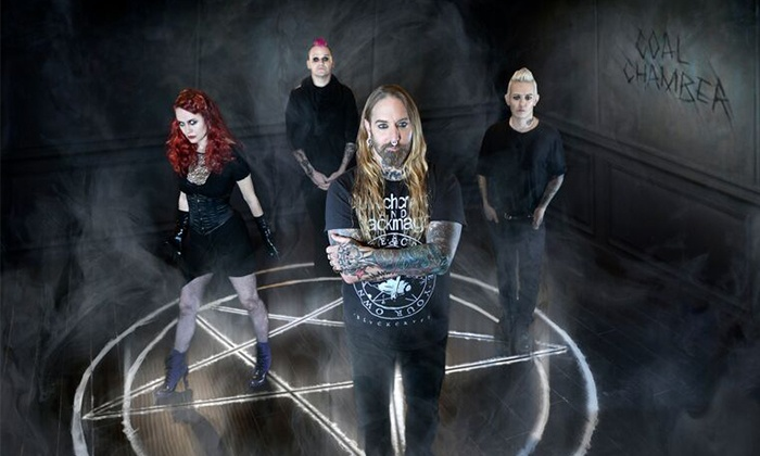Coal Chamber - Music Farm: Coal Chamber, Fear Factory, and JASTA at Music Farm Columbia on August 4 (Up to 45% Off)