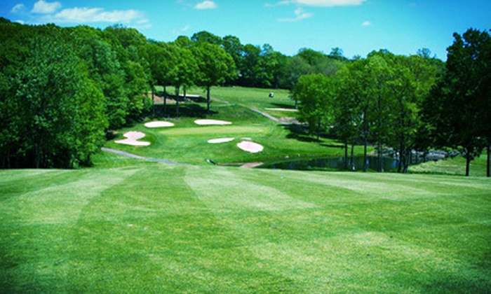 Laurel View Country Club - West Rock: 18-Hole Round of Golf for Two or Four with Cart Rental and Range Balls at Laurel View Country Club (Up to 69% Off)