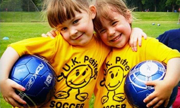 U.K. Petite Soccer, Inc. - Hanover: Six Weeks of Soccer for Children Aged 2–3 Years or 4–6 Years from U.K. Petite Soccer, Inc. (Up to 59% Off)