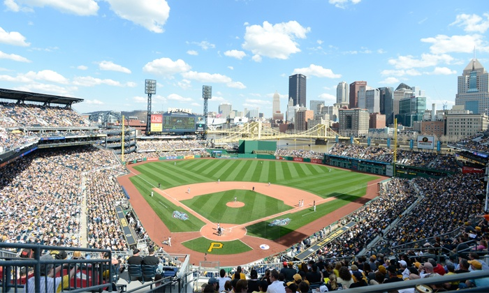 Pittsburgh Pirates - PNC Park: Pittsburgh Pirates Game at PNC Park (Up to 47% Off)