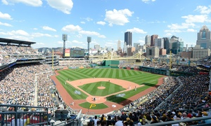 Pittsburgh Pirates: Pittsburgh Pirates Game at PNC Park (Up to 47% Off)