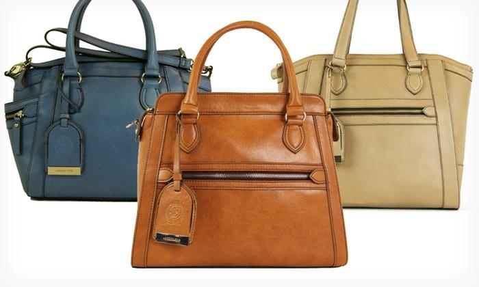 Up To 73 Off London Fog Fielding Handbags