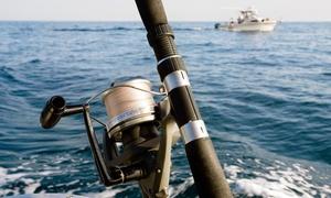 Bootsvermietung Alter Strom: 1 Tag Ostseeangeln auf einem 15-PS-Diesel-Inborder für bis zu 4 Pers. mit der Bootsvermietung Alter Strom (50% sparen*)