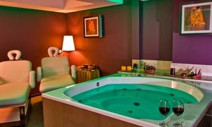 Kumelkan Spa: $349  en vez de $900 por día de spa en Hotel Diplomatic o en Hotel Esplendor en Kumelkan Spa