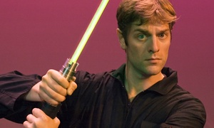 """One Man Star Wars Trilogy"": ""One-Man Star Wars Trilogy"" at NJPAC on Saturday, June 20 (Up to 40% Off)"