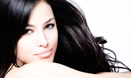 Hairstyling Packages at Dragonfly Salon on 7th (Up to 70% Off). Four Options Available.