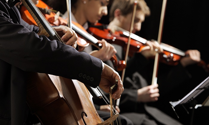 Strings of Fire Presented by the Baltimore Chamber Orchestra - Kraushaar Auditorium, Goucher College: Baltimore Chamber Orchestra Presents Strings of Fire on January 17 at 3 p.m.