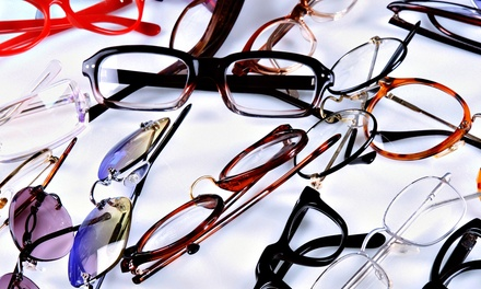 $79 for an Eye Exam with Glasses ($317 Value)