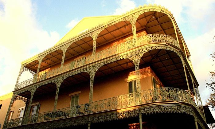New Orleans Architecture Tours Architectural Washington