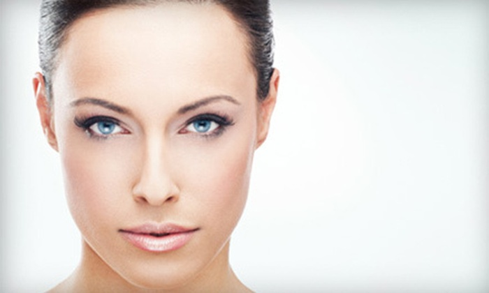 Born Beautiful Laser Clinic and Spa - Crowfoot: One or Three Microdermabrasions with One DermaFlash Consultation at Born Beautiful Laser Clinic and Spa (Up to 62% Off)