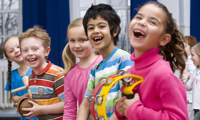 Adventure Kids Playcare - Multiple Locations: $27 for Three Two-Hour Drop-Off Childcare Sessions at Adventure Kids Playcare (Up to $60 Value)
