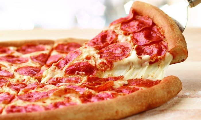 Papa Johns- Plymouth - Plymouth: One or Two Large Pizzas with Sides and Pop at Papa John's  - Plymouth (Up to 43% Off)