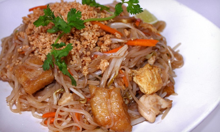 Our Thai - Concord: $15 for $30 Worth of Thai Cuisine at Our Thai
