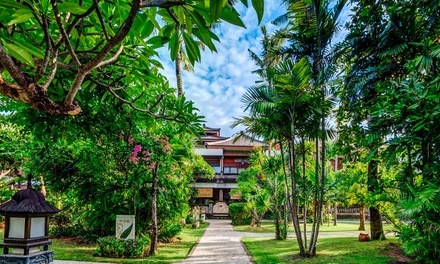 South Kuta, Bali: 57 Nights for Two with Breakfast, Spa Discount and Optional Transfers at Rama Beach Resort & VIllas