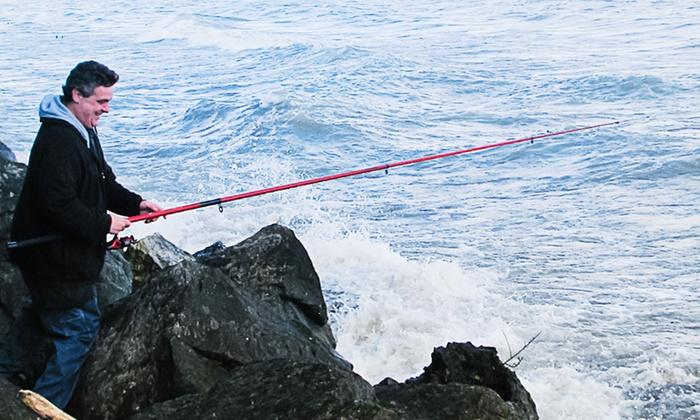 Gone Fishing Telescoping Rod or Reel: Gone Fishing Telescoping Rod or Open-Face Spinning Reel. Free Returns.