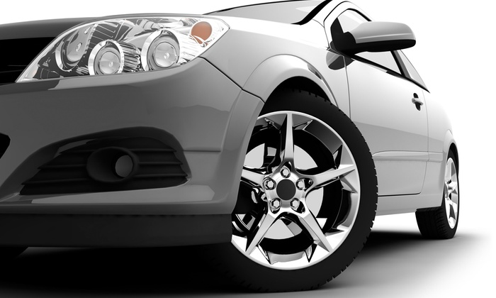 Eco Solutions - Inland Empire: A Full-Service Car Wash with Interior Cleaning and Tire Dressing at Eco Solutions (45% Off)