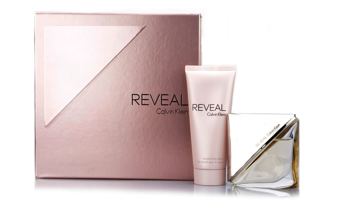 8426e0c4430 CK Reveal EDP and Body Lotion | Groupon Goods