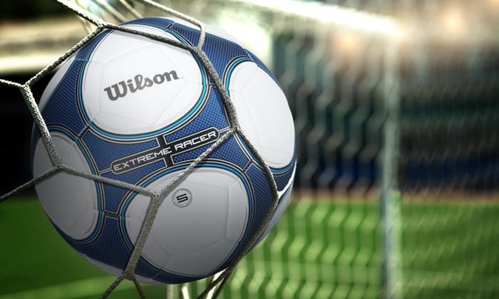 Wilson Extreme Racer Soccer Ball: Wilson Extreme Racer Soccer Ball. Free Returns.