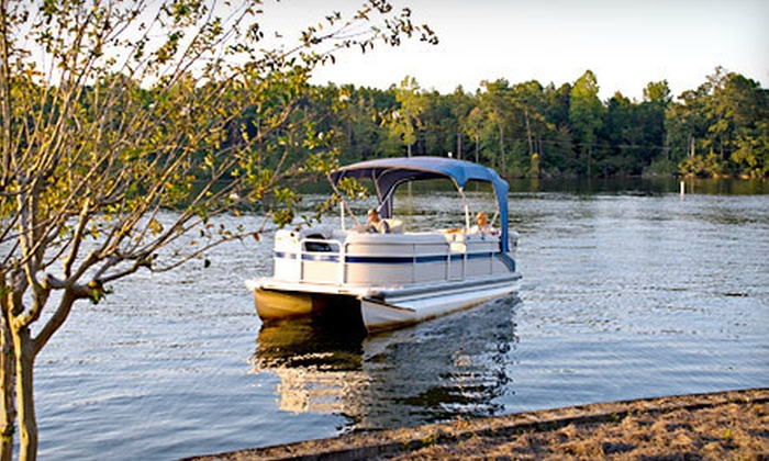 Brown Marine - Lake Murray: Four- or Eight-Hour Pontoon Rental Monday–Thursday or Friday–Sunday from Brown Marine 52% Off)
