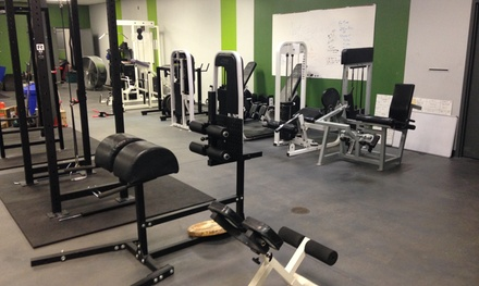 Two Weeks of Gym Membership at Rivercity Barbell (65% Off)