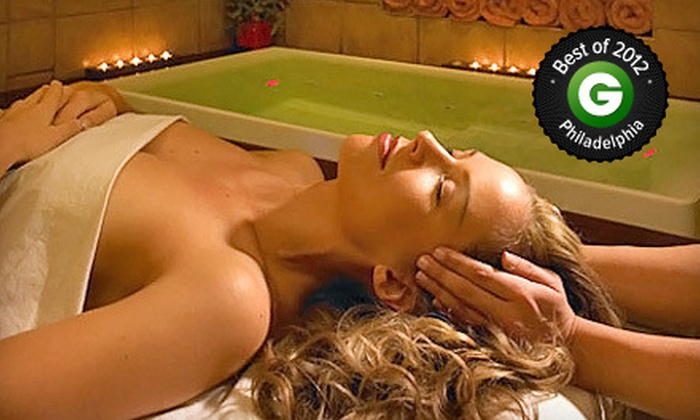 Pierre & Carlo European Salon & Spa - Wyncote: Two or Three Salon and Spa Services at Pierre & Carlo European Salon & Spa (Up to 58% Off)
