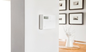 Four Seasons Mechanical, LLC: $34 for a 20-Point Furnace or Heat-Pump Clean and Check from Four Seasons Mechanical, LLC ($69 Value)
