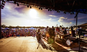 Virginia Key GrassRoots Festival of Music and Dance: Virginia Key GrassRoots Festival on Saturday, February 20, at 9 a.m.