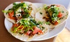 Luis's Taqueria - Woodburn: Michoacan-Style Mexican Cuisine at Luis's Taqueria (Up to 46% Off). Two Options Available.