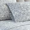 Hotel New York Bamboo Design Microfiber Sheet Sets