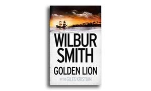 Golden Lion by Wilbur Smith