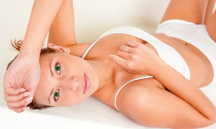 Sweetwater Salon & Day Spa - Alton: Full FIT Bodywrap or White Blitz Teeth-Whitening Treatment at Sweetwater Salon & Day Spa (Up to 62% Off)