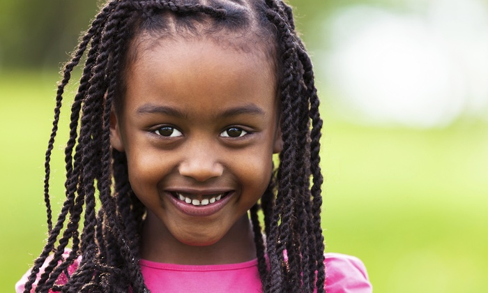 Hollywood Styles - Norfolk: Kids' Cornrows, Dreads, and Flat Twists from Hollywood Styles (Up to 50% Off)
