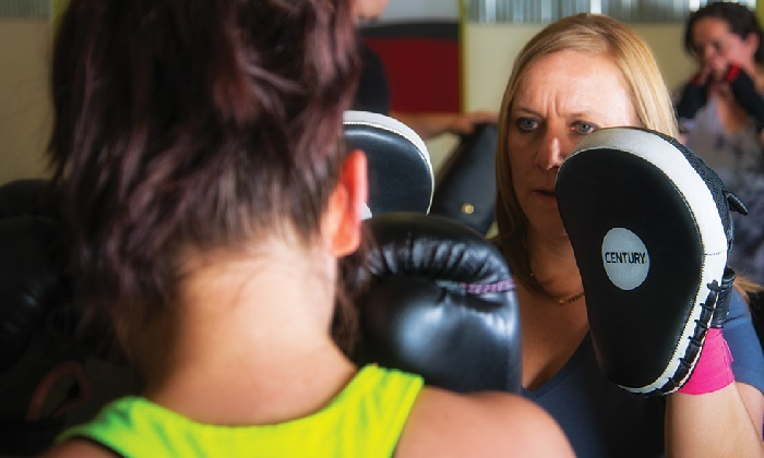 The Hit Fit Club - Located at the intersection of Paseo Del Norte/Golf Course.: Four or Eight Weeks of Unlimited Circuit Training at The Hit Fit Club (Up to 56% Off)