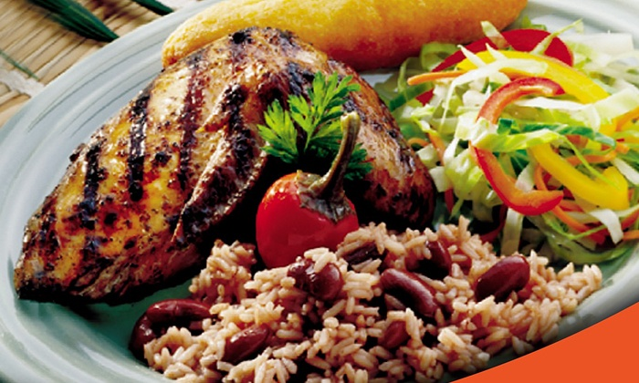 Caribbean food golden krust groupon for About caribbean cuisine