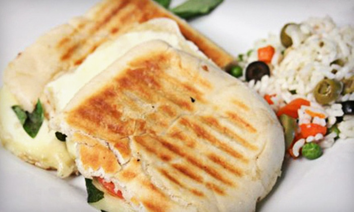 Mona Lisa Cafe - Webster: $15 for $30 Worth of Italian Cuisine at Mona Lisa Café