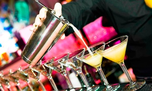 Flair & Cocktail: $699 en vez de $1400 por curso de bartender profesional intensivo en Flair & Cocktail