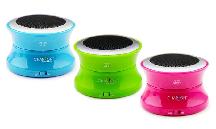 Charzon Beat It Portable Bluetooth Speaker: Charzon Beat It Portable Bluetooth Speaker. Multiple Colors Available. Free Shipping and Returns.