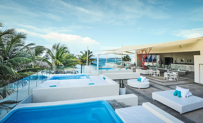 All-Inclusive Resort on Riviera Maya