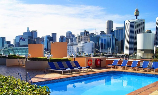 Darling Harbour: 4.5* Mystery Stay 2