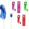 Rock Candy Controller Bundle for Nintendo Wii and Wii U