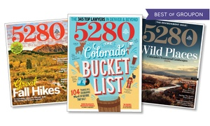 "5280 Magazine: Subscription for 12 or 24 Issues of ""5280"" Magazine (40% Off)"