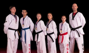 1AF Taekwondo Center: $28 for $110 Worth of Martial-Arts Lessons — 1AF TAEKWONDO CENTER